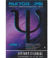 Faktor psí: Kronika paranormálních jevů disk 1 - DVD