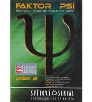 Faktor psí: Kronika paranormálních jevů disk 2 - DVD