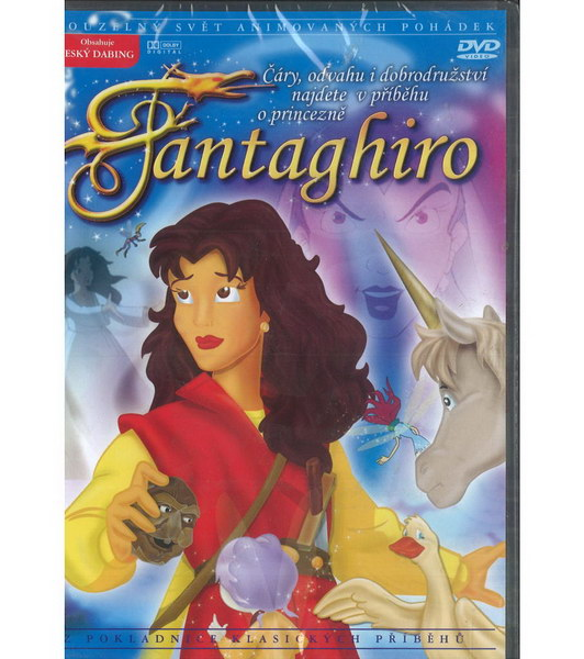 Fantaghiro - DVD