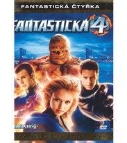 Fantastická čtyřka - DVD