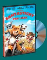 Fantastický pan Lišák - DVD