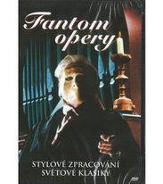 Fantom opery - DVD slim