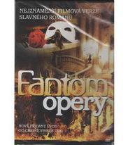 Fantom opery (němý) - DVD slim