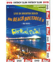 FatBoy Slim - DVD