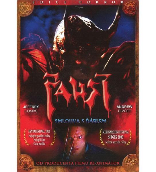 Faust: Smlouva s ďáblem - DVD