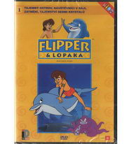 Flipper & Lopaka: Tajemný ostrov - DVD