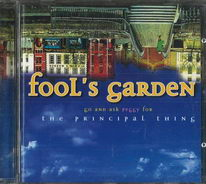 Fool's Garden - The principal thing - CD