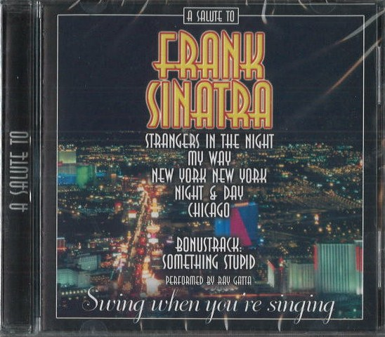 Frank Sinatra - Swing when you're singing - CD