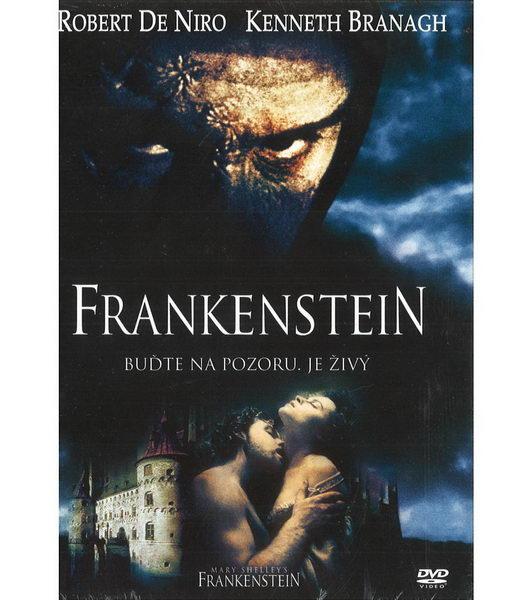 Frankenstein ( Robert De Niro) - DVD