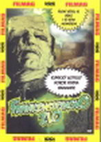 Frankensteinovo zlo - DVD