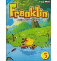 Franklin a jeho dobrodružství 5 - DVD