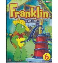 Franklin a jeho dobrodružství 6 ( digipack ) DVD