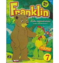 Franklin a jeho dobrodružství 7 - DVD
