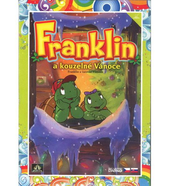Franklin a kouzelné Vánoce - DVD