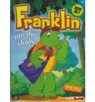 Franklin jde do školy - DVD