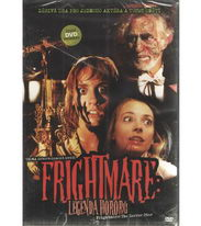 Frightmare: Legenda hororů - DVD