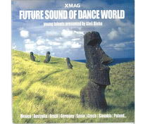 Future Sound of Dance World - CD