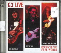 G3 LIVE - Rockin' in the free world - CD