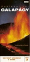 Galapágy - poslední ráj 3 - Vzdor silám přírody - DVD