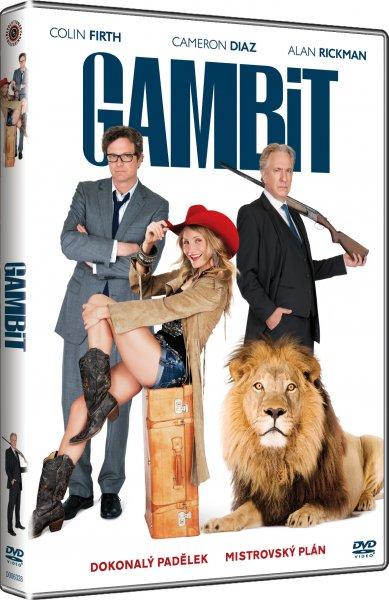 Gambit - DVD