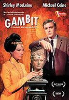 Gambitn ( pošetka ) DVD