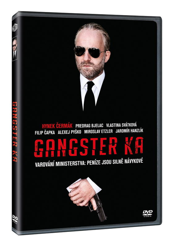 Gangster Ka DVD