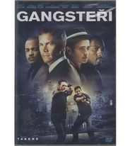 Gangsteři 2010 ( Paul Walker) - DVD