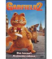 Garfield 2 ( plast ) DVD