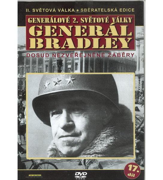 Generálové 2.světové války 17.díl - Generál Bradley - DVD