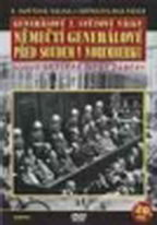 Generálové 2.světové války 20.díl - Němečtí generálové před soudem v Norimberku - DVD