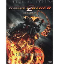 Ghost rider 2: Duch pomsty - DVD
