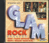 Glam rock - CD