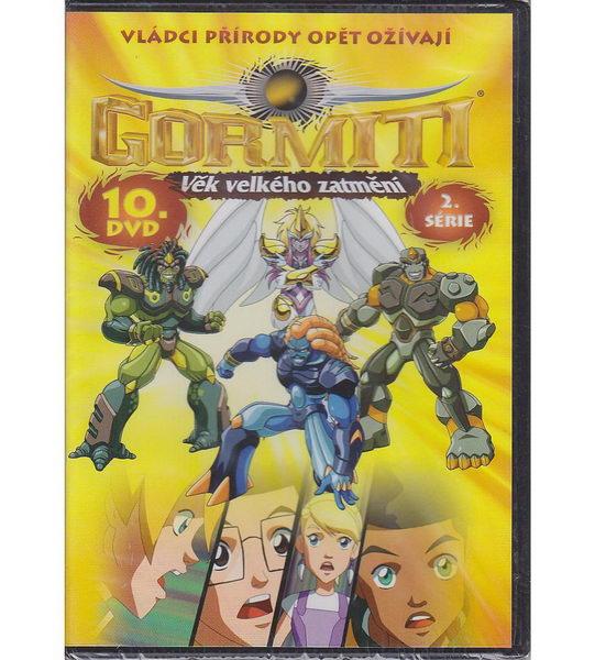 Gormiti 10 - DVD