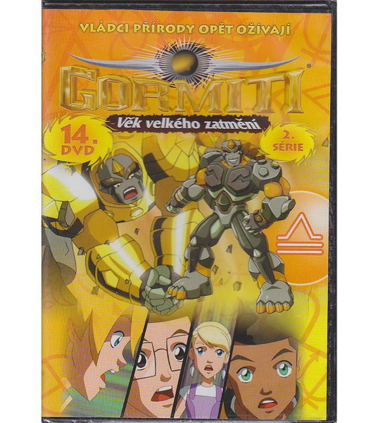 Gormiti 14 - DVD