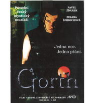 Gorth ( pošetka ) - DVD