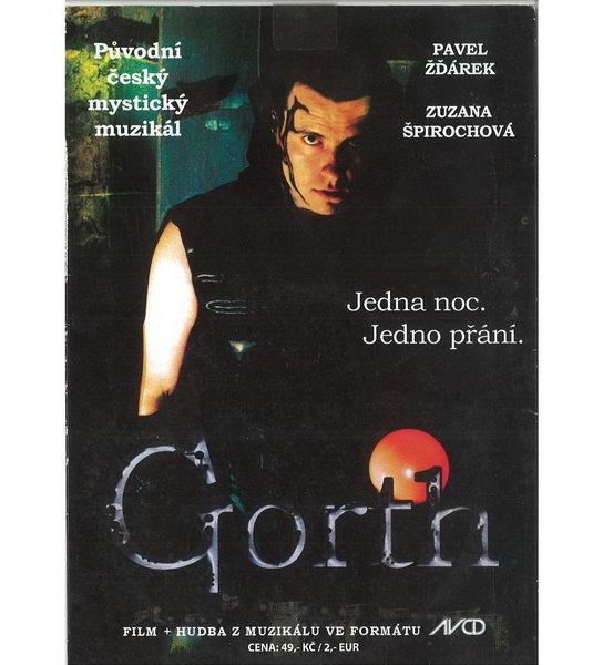 Gorth ( pošetka ) - DVD