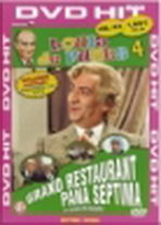 Grand restaurant pana Septima - DVD