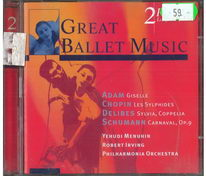 Great Ballet music 2CD