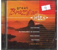 Great Brazilian hits - CD