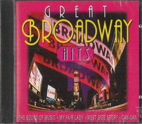 Great Brodway hits - CD