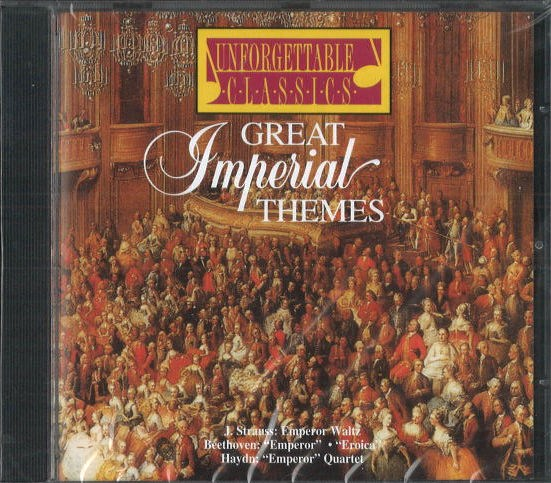 Great imperial themes - CD