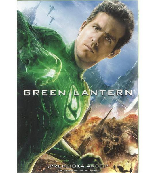 Green Lantern - DVD plast