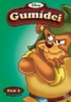 Gumídci 1 (ep. 1-6) - DVD