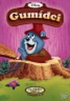 Gumídci - 2. série, disk 1, epizody 1-5 - DVD