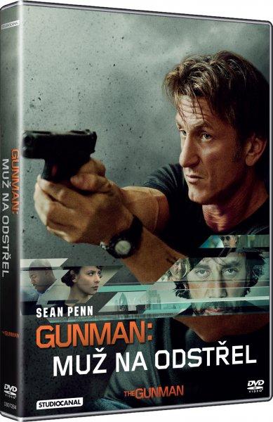 Gunman: Muž na odstřel - DVD