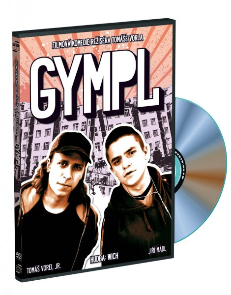Gympl - DVD plast