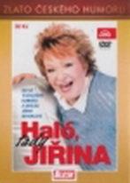 Haló, tady Jiřina - DVD