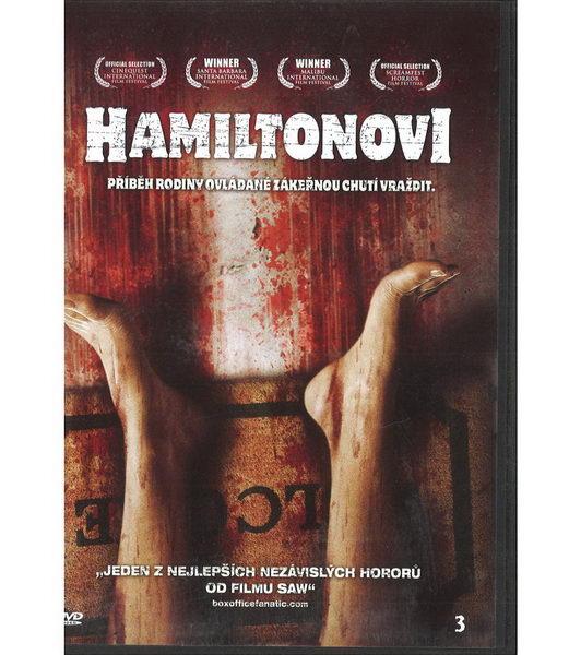 Hamiltonovi - DVD