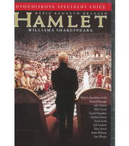 Hamlet Williama Shakespeara - DVD