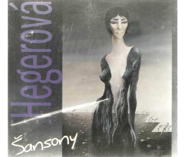 Hana Hegerová - Šansony - CD